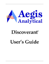 Discoverant Users Guide